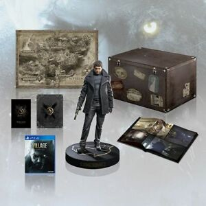 Resident Evil Village Collector's Edition PS4 Sony PlayStation 4 NEW Complete
