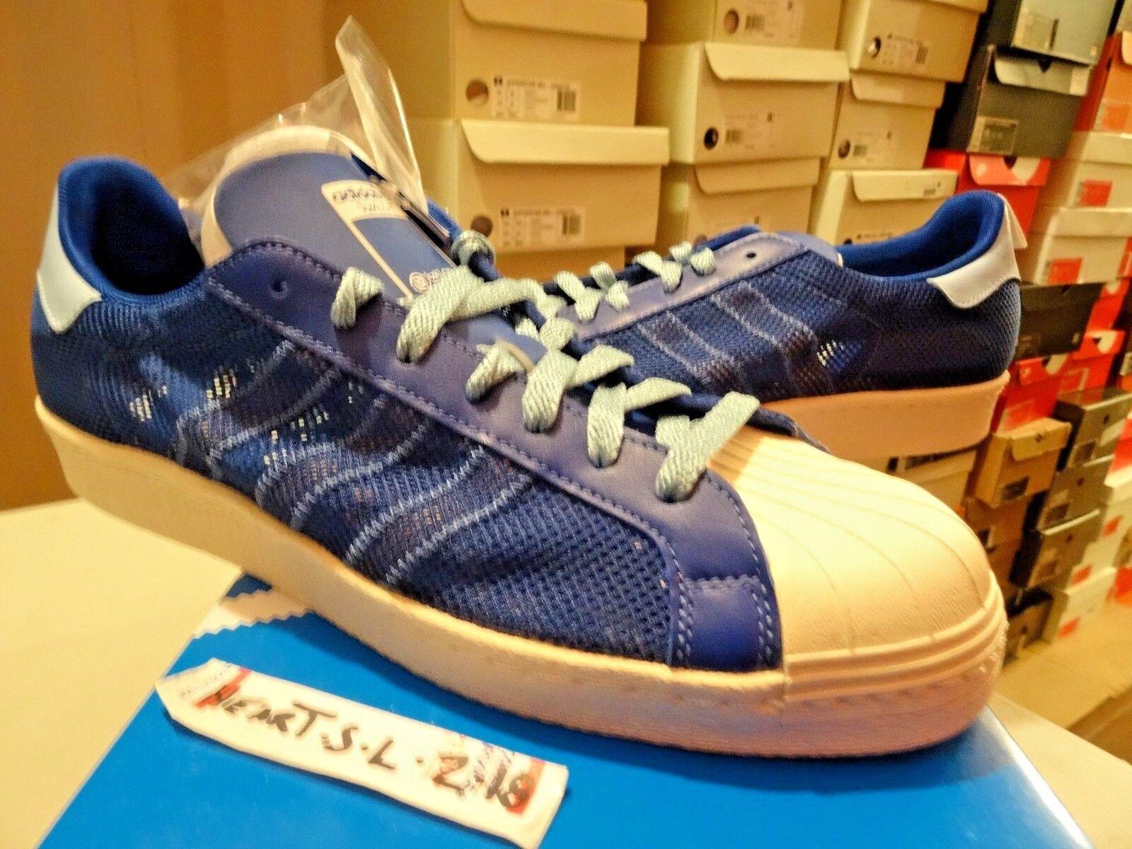 DS Adidas Adidas Adidas Originals Superstar 80s Clot X Kazuki Kuraishi Japan BAPE G63523 SZ 13 f38a6c