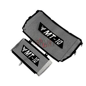 Motorcycle Radiator Guard Grille Oil Cooler Protector For Yamaha MT-10 FZ-10