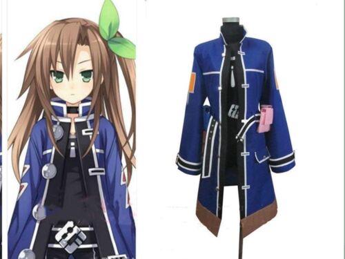 High quality Hyperdimension Neptunia IF Uniform Cosplay Clothing Cos Costume#2