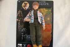 HARRY POTTER; RON WEASLEY  8 INCH ACTION FIGURE  & WAND  LOOSE POLYBAGGED