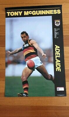 1990s Adelaide Crows AFL & Australian Rules Football