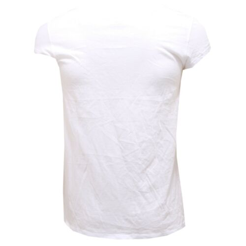 2622Q t-shirt manica corta bianco LEE maglie donna t-shirt women