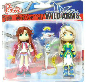 Pinky-st-Street-PC2011-WILD-ARMS-VTH-5TH-VANGUARD-PS2-Pop-Vinyl-Figure-Anime-Pop
