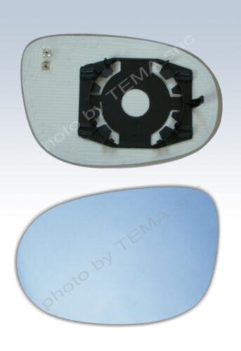 Specchio retrovisore FIAT Croma 2005+ LANCIA Delta III 2008 SX termico BLU