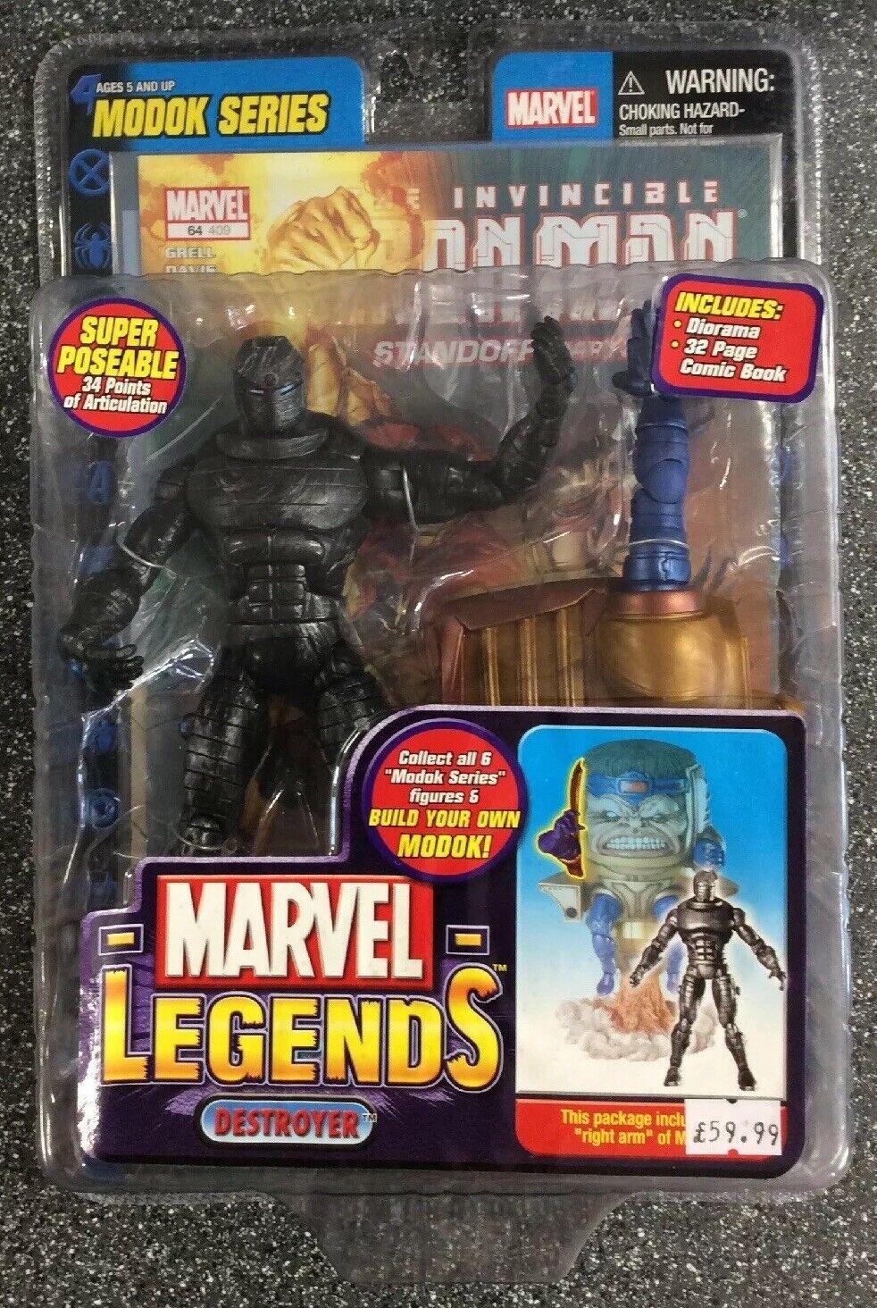 Marvel leggende  MODOK SERIES  Destroyer  acquistare ora