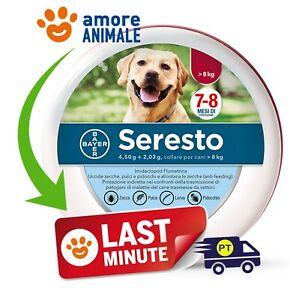 Seresto-Bayer-Collare-per-cani-sopra-oltre-8-kg-medio-grandi-Antiparassitario