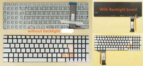 Latin Spanish Keyboard Teclado for Asus N751J N751JK N751JX N552VW N552VX N752V