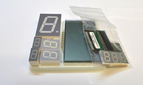 Componentes electrónicos Surtido-Pantallas Lcd Pantallas Led 10 Pk