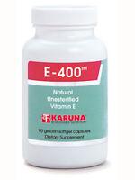 Karuna E-400 400 Iu 90 Gels