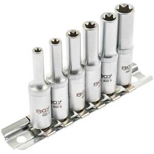 Zoll-Werkzeug 1//4 1//4 Antrieb Steckschlüssel-Einsatz Stecknuss Biteinsatz Lang