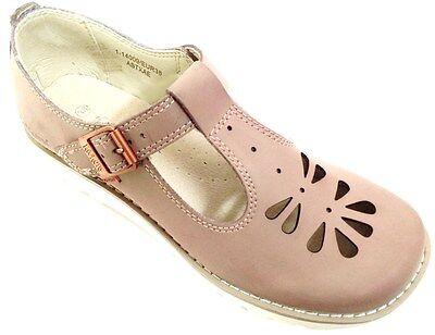 Kickers femme Kick T Suma CUIR T Bar Boucle Chaussure | eBay