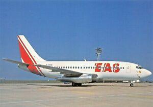 EUROPE-AERO-SERVICE-Boeing-737-2A1-F-GHXK-c-n-21599-Airplane-Postcard