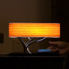 Bonsai Tree Light Lamp With Bluetooth Speaker And Qi Wireless Charging Charger For Sale Online Ebay