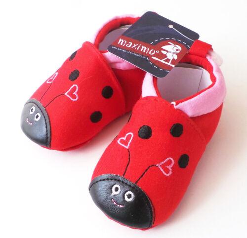 Baby zapatos talla 18 19 21 maximo nuevo mariquitas rojo apretamos levantar verano