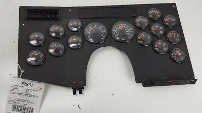 WESTERNSTAR, instrument cluster gauge panel speedometer, tachometer semi  truck | eBay