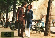 PATRICK DEWAERE ANNIE GIRARDOT LA CLE SUR LA PORTE 1978 VINTAGE PHOTO ORIGINAL 9