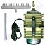 HAILEA-ACO-SERIES-AIR-COMPRESSOR-PUMP-hydroponic-koi-pond-fish-tank-compost-tea miniatuur 3