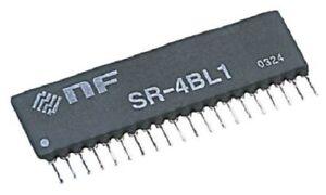 NF-SR-2BP1-CR-Active-Filter-Band-Pass-Filter-2nd-Order-1-6kHz-20-Pin-SIP