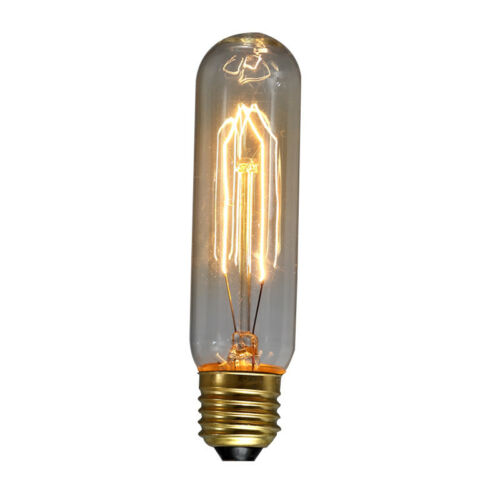 4x E26 Dimmable Edison Bulb Filament Light Industrial Style Lamp 110V 40W or 60W