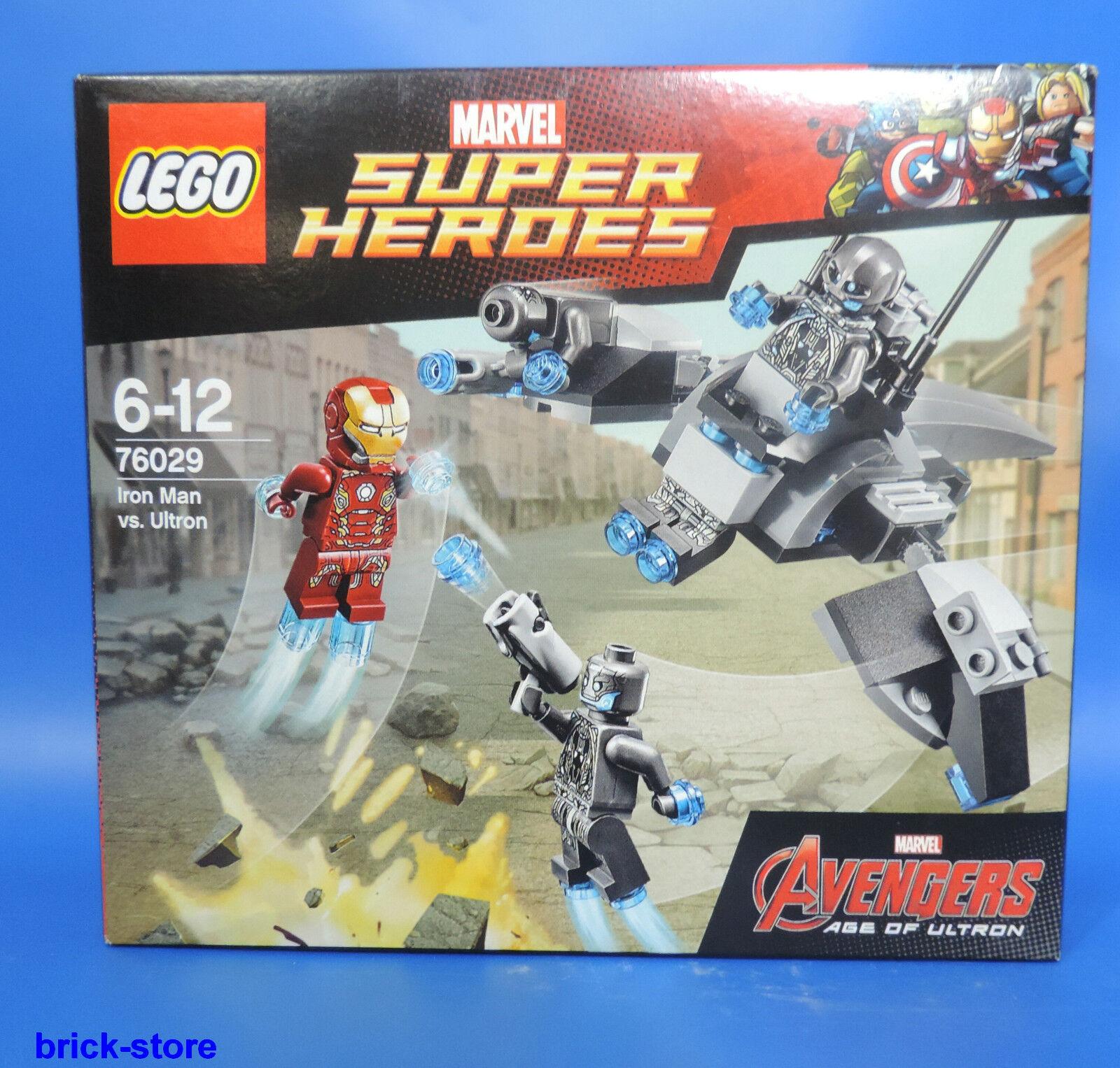 Lego Superhéroes Juego 76029   Avengers Número 1