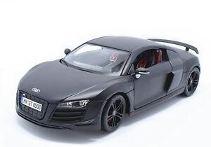Maisto-1-18-Audi-R8-GT-Diecast-Metal-Model-Car-New-in-Box