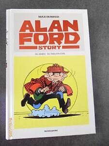 ALAN FORD STORY n° 142 (contiene i nn° 283 e 284) - MONDADORI CARTONATO - NUOVO