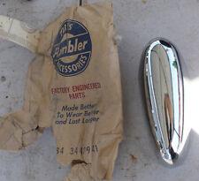 1961 1962 1963 Rambler NOS Bumper Guard 3447941 Original