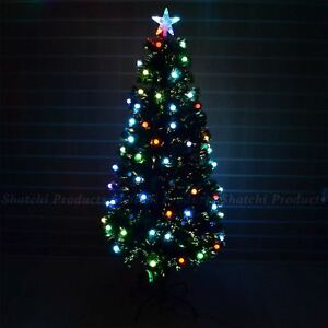 image is loading 2ft 60cm christmas tree fiber optic pre lit