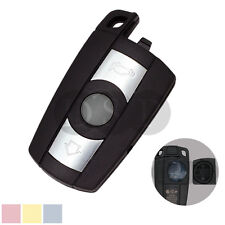 Replacement Key Shell fit for BMW 1 3 5 6 7 Series X5 6 Z4 Smart Remote Key 3BTN