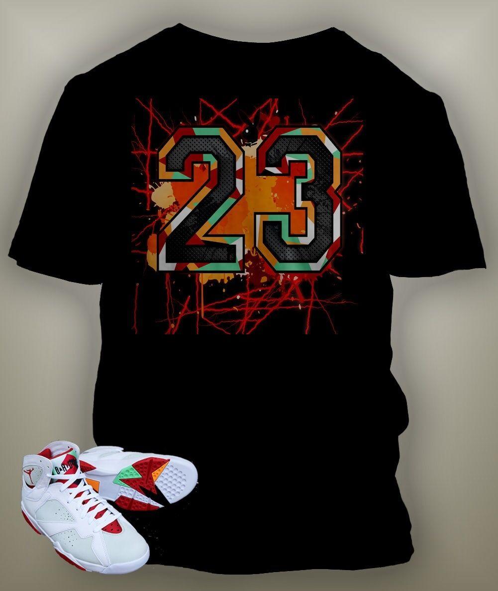 Nike Air Jordan Black T-shirt Hare Bugs