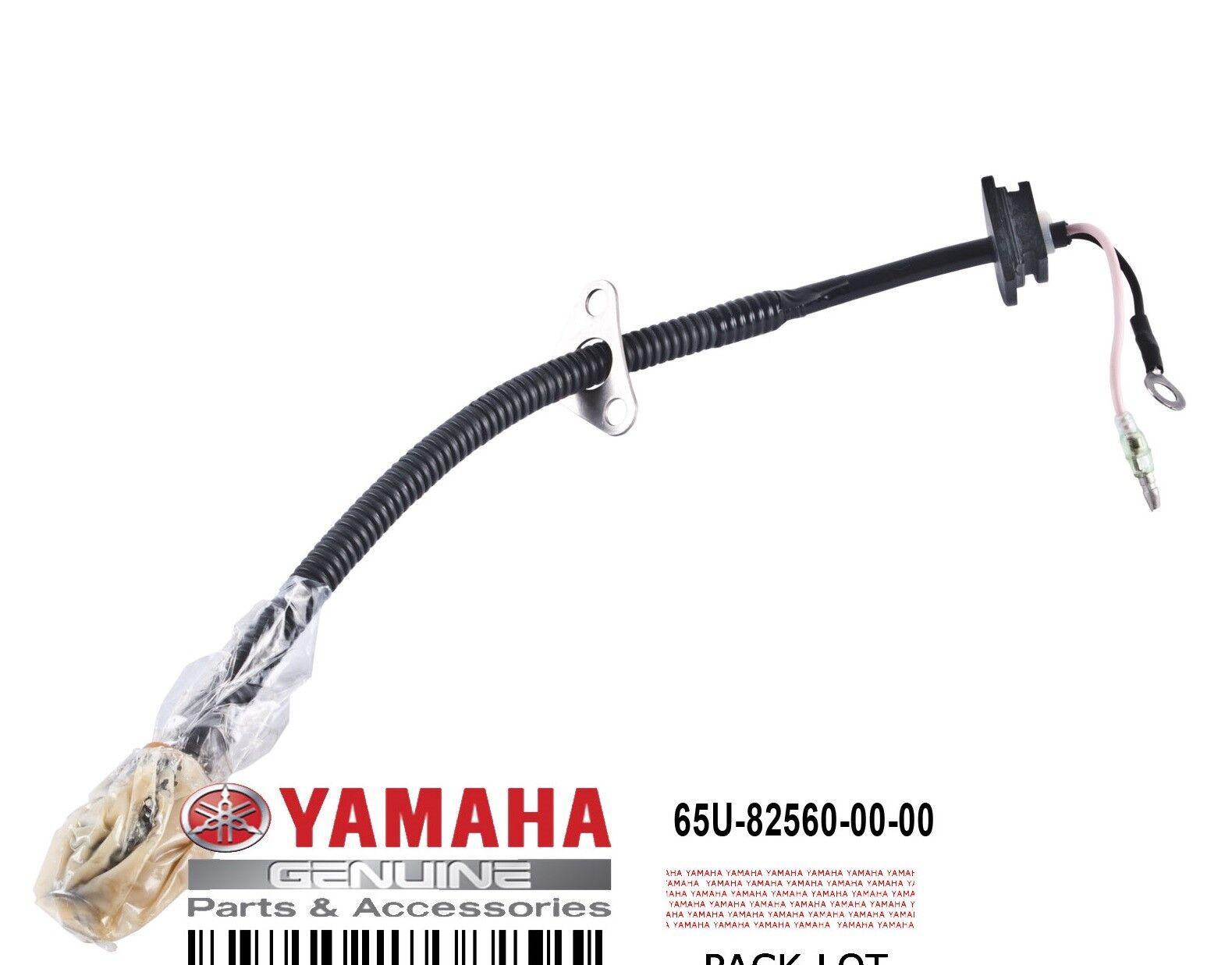 SENSOR TEMPERATURE YAMAHA 65U-82560-00 THERMO SWITCH ASSY GP XL SUV 1200