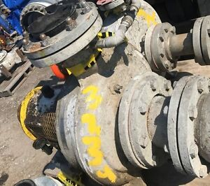 Details about AHLSTROM APT 34-4C PUMP, SULZER APT, USED, DYNAMIC SEAL