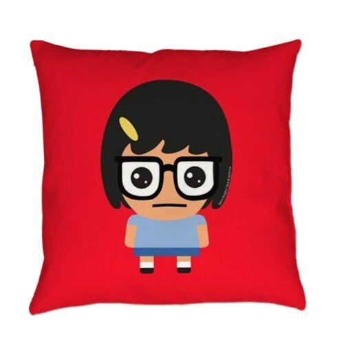 253109358 CafePress Bob/'s Burgers Tina Everyday Pillow