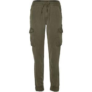 O-039-Neill-Hose-LW-CARGO-PANTS-dunkelgruen-Unifarben