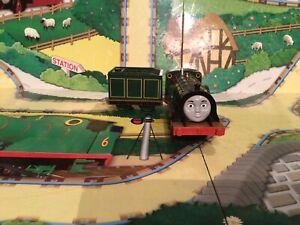 thomas the tank engine trackmaster trains Emily & Tender