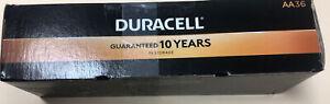 Duracell Mn15p36 Duracell Coppertop Alkaline Aa Aa Battery, 36 Pk