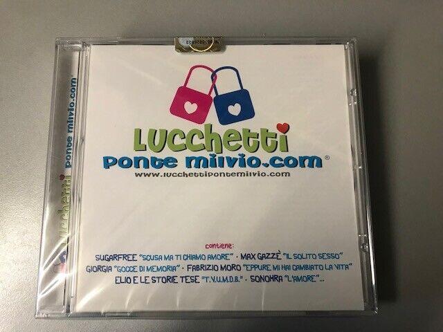 LUCCHETTI PONTE MILVIO CD MUSICALE NUOVO SIGILLATO