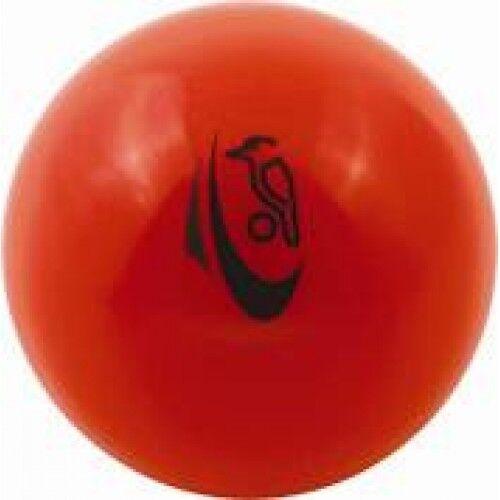 Kookaburra Orange Smooth Field Hockey Ball