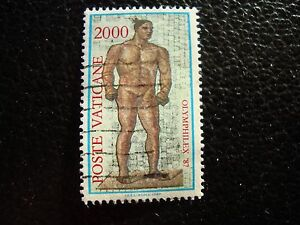 Vatican-Stamp-Yvert-and-Tellier-N-814-Obl-A28-Stamp-Z