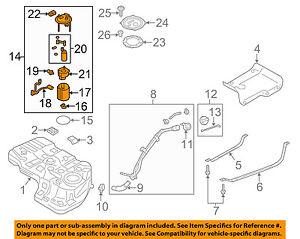 image is loading hyundai-oem-13-18-santa-fe-fuel-pump-