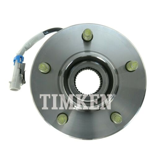 Wheel Bearing and Hub Assembly-Axle Bearing and Hub Assembly Front Timken 513189