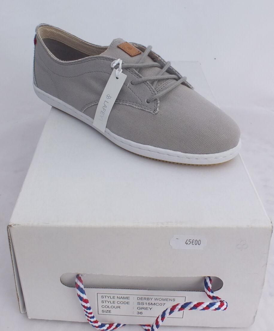 Lafeyt zapatos lona oxford mujer zapatillas de lona zapatos mujer zapatos precio nuevo e4e2fa
