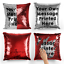 Personalised-Sequin-Cushion-Magic-Mermiad-Text-Reveal-Pillow-Case-amp-Insert thumbnail 15