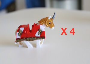 red-lion-knight-horse-X4-with-horse-coat-horse-helmet-new-from-Sydney