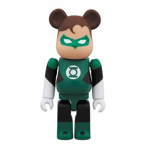 DC Super pouvoirs Green Lantern bearbrick Be@rbrick Figure 7 cm DIA47408 US Vendeur