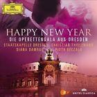 Happy New Year: Die Operettengala aus Dresden CD & DVD (CD, Jan-2013, 2 Discs, DG Deutsche Grammophon)