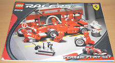 Lego Racers / City Bauplan für 8375, only instruction