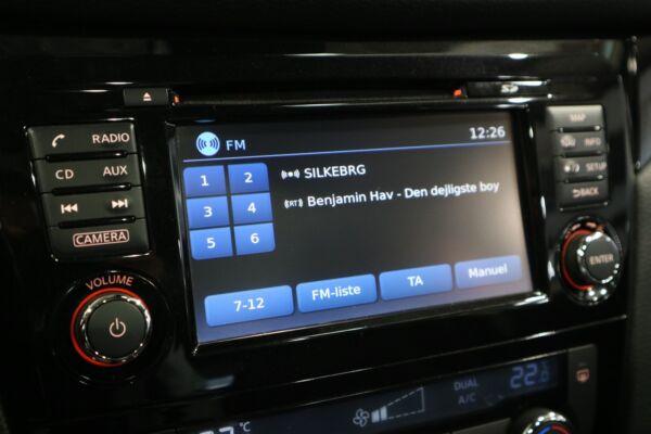 Nissan Qashqai 1,5 dCi 110 N-Connecta billede 8