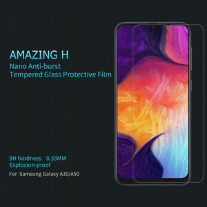 Nillkin-9H-Nanometer-Tempered-Glass-Screen-Protectors-For-Samsung-Galaxy-A30-A50